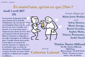 Pièce de Théâtre -