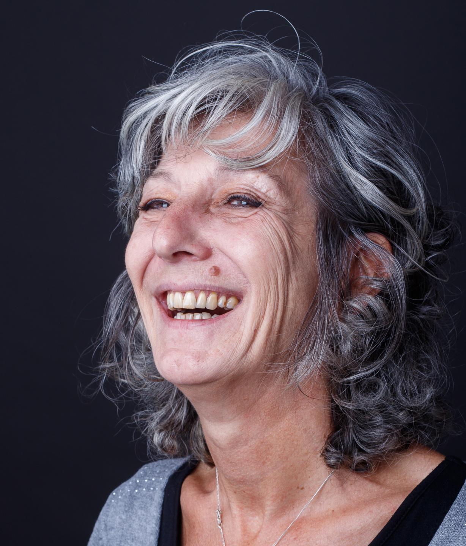 Catherine Lairaud - Modele sénior - Comédienne/Voix-Off