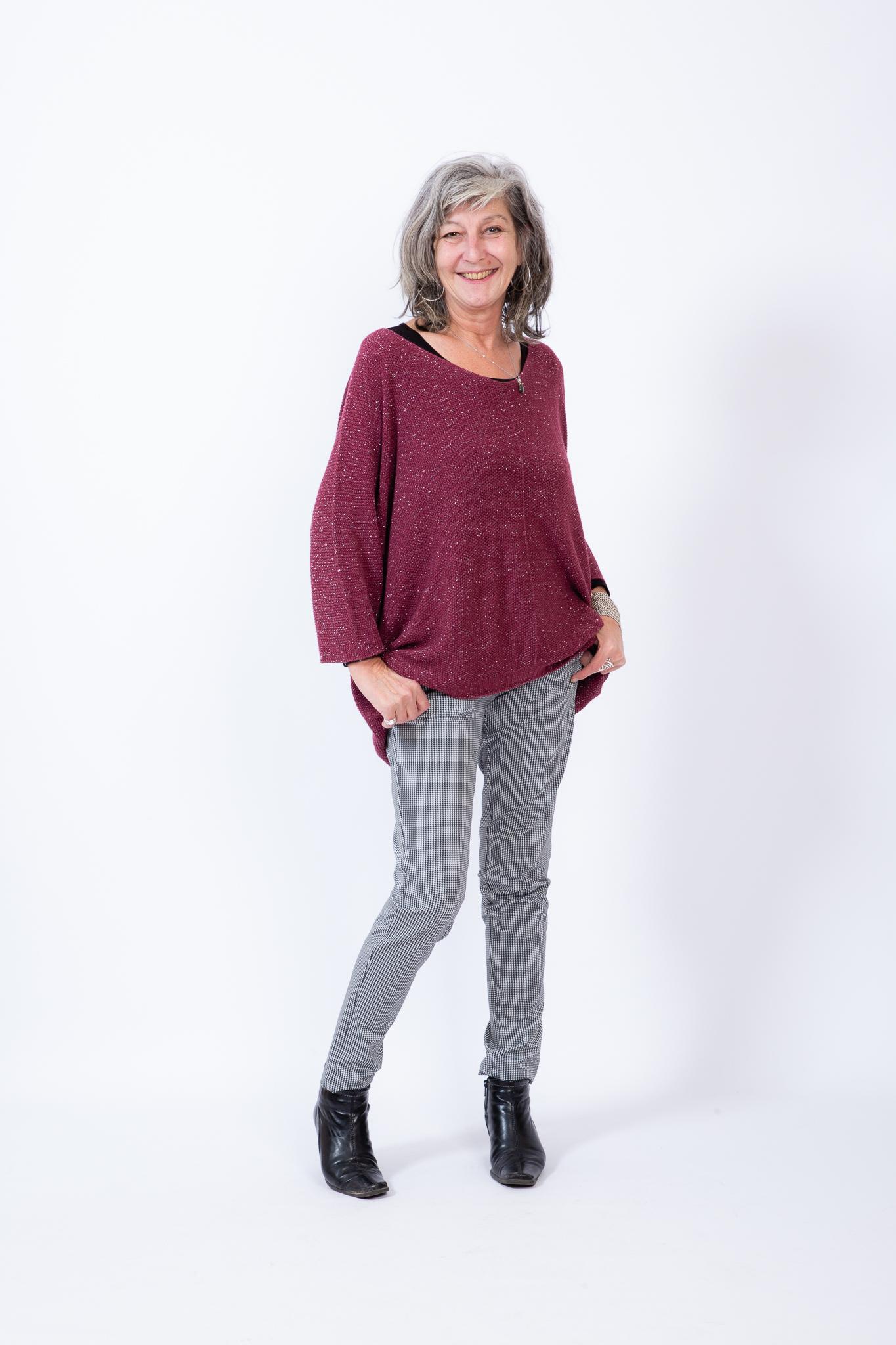 Catherine Lairaud/Modele senior